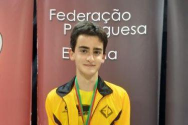 """João Martins faz """"dobradinha"""" na Final Nacional"""