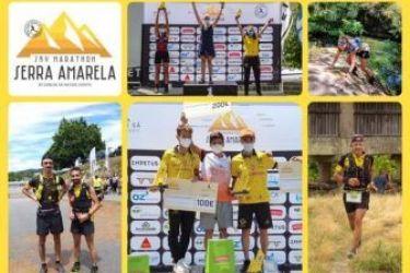 Excelentes resultados  na Serra Amarela